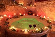אלאדין - בקתות ומערות