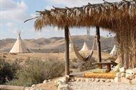 בקתה במדבר