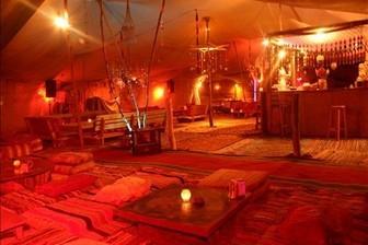 גמליה-מרכז אירוח