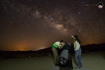 מצפה כוכבים נייד