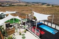 אוהל לנוף - מתחם קמפינג