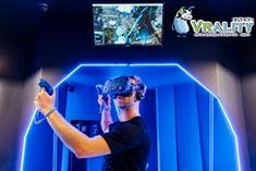 ויראליטי - מציאות מדומה