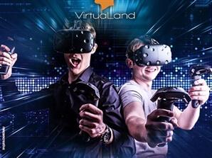 וירטואלנד - מתחם מציאות מדומה