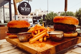 מסעדת וואי - Why Restaurant and Cafe