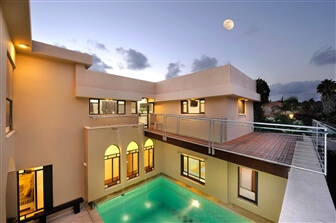 וילת חאן הארגמן -  villa rouge