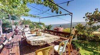 אלג'רמק  2000 - הבית בכפר אירוח דרוזי