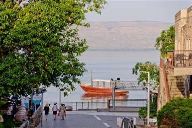 כנרת לודג'ינג – Kinneret Lodging