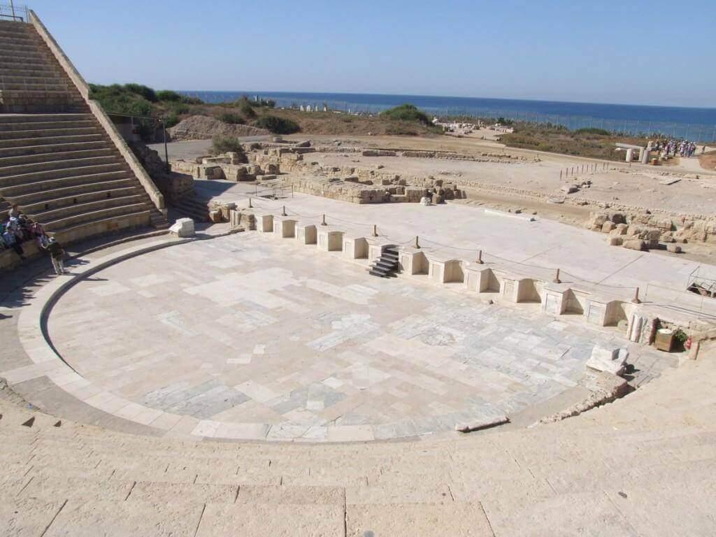 קיסריה העתיקה (צלם: איל שפירא)